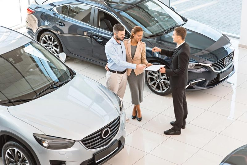 buy a used car online