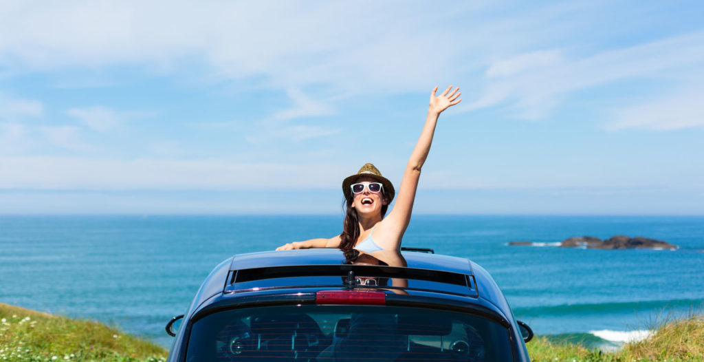 rent a car for vacations