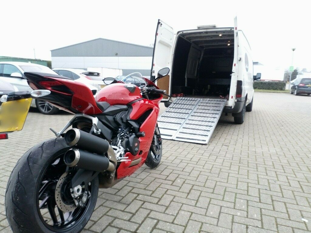 transport your motorcycle