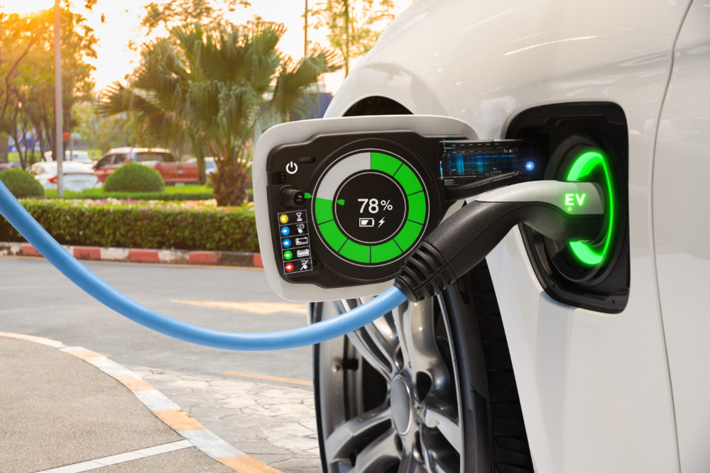 electric car leasing deals