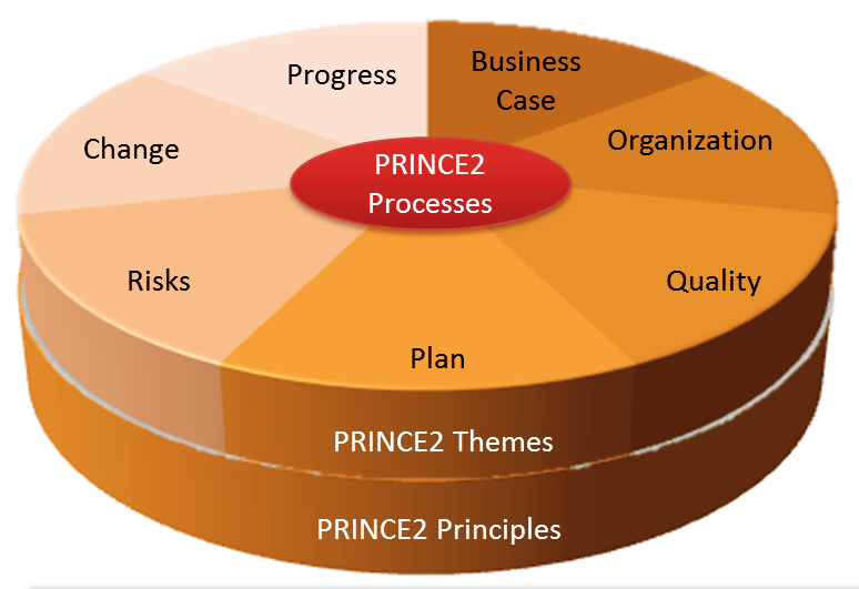 PRINCE2 Project Management skill set